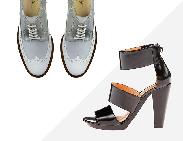 New Markdowns: Shoes feat. Robert Clergerie at MYHABIT