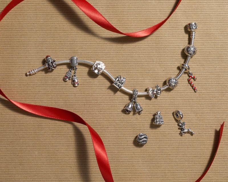 PANDORA 12 Days of Christmas Bead Charm