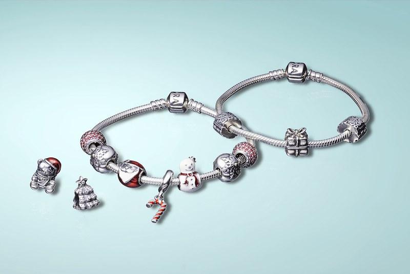 PANDORA Boxed Holiday Bracelet Gift Set