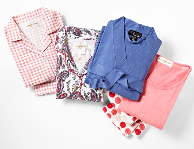 Plush & Cozy: Sleepwear at MYHABIT