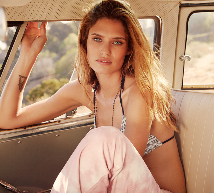 SURF'S UP Bianca Balti for The EDIT_1