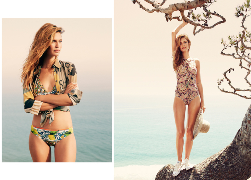 SURF'S UP Bianca Balti for The EDIT_2