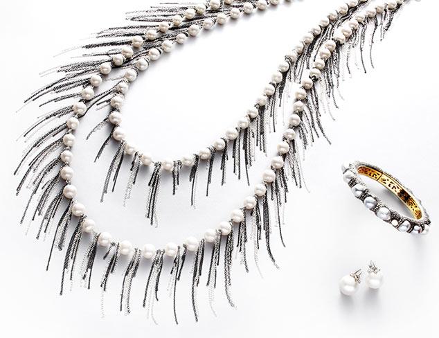 Samira 13 Fine Jewelry: Pearls & Diamonds at MYHABIT