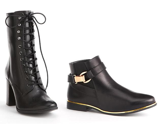 Seasonal Favorites: Boots & Booties at MYHABIT