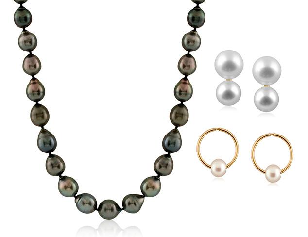 Splendid Pearls at MYHABIT