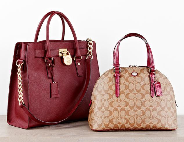 Staple Styles: Handbags feat. Coach at MYHABIT