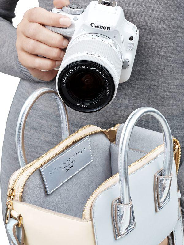 Stella McCartney Linda Camera Bag for Canon EOS 100D_1