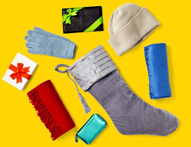 Stocking Stuffers: Chic Accessories at MYHABIT