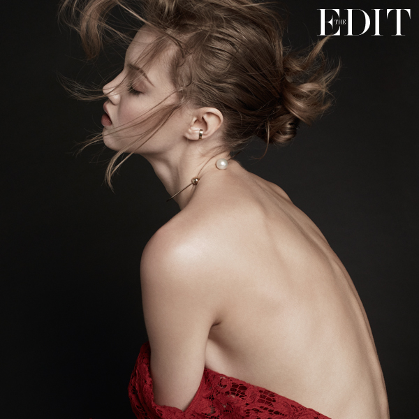 THE GOLDEN GIRL Lindsey Wixson for The EDIT_2