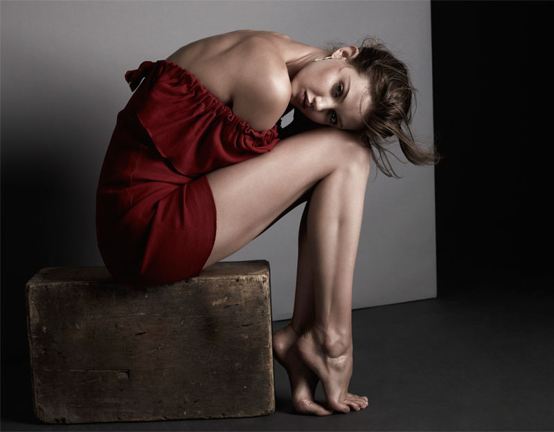 THE GOLDEN GIRL Lindsey Wixson for The EDIT_4