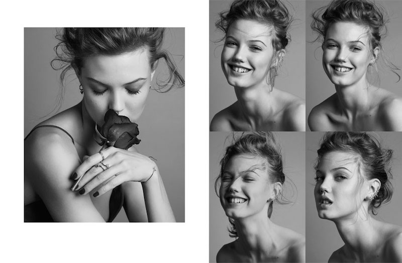 THE GOLDEN GIRL Lindsey Wixson for The EDIT_6