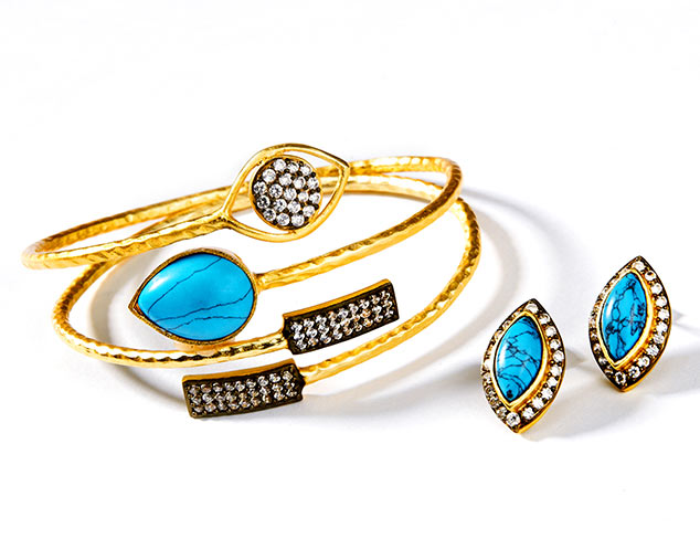 The Gift of Colorful Jewelry at MYHABIT