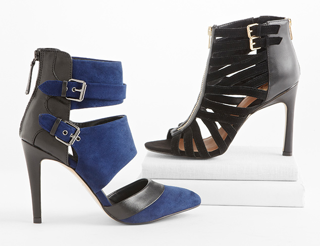 The Shoe Boutique: Styles for Girls' Night at MYHABIT