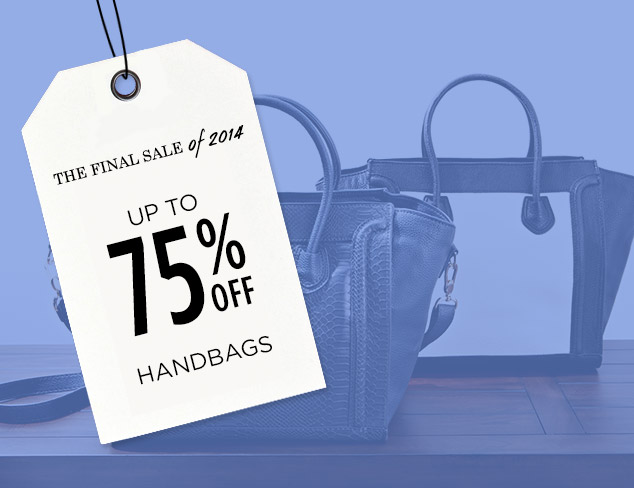 Up to 75% Off: Handbags at MYHABIT