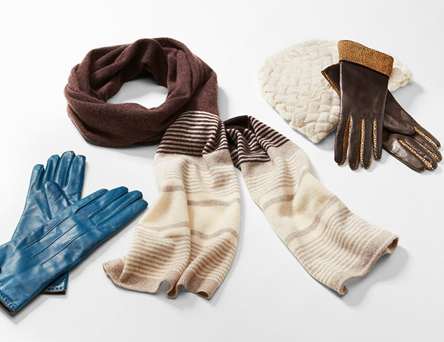 Up to 75% Off: Scarves, Hair Accessories & More at MYHABIT