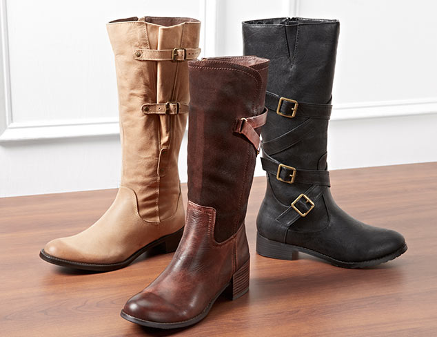 Up to 80% Off: Boots and Booties at MYHABIT