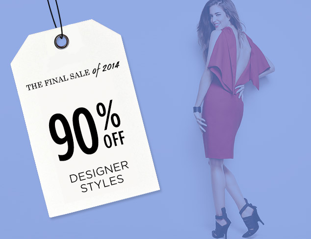 Up to 90% Off: Designer Styles at MYHABIT
