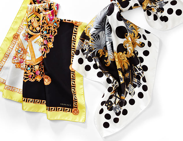 Versace Scarves at MYHABIT