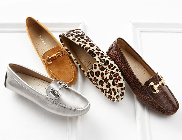 Weekend Ready: Chic Flats at MYHABIT