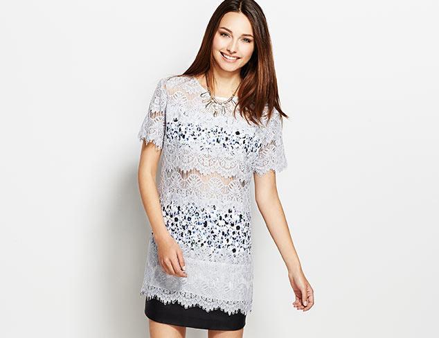Whitney Eve Camellia Dress