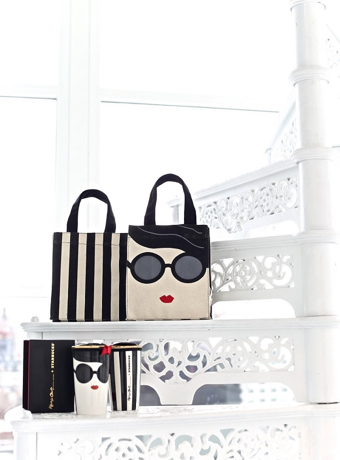 Alice + Olivia X Starbuck 2015 Collection_2