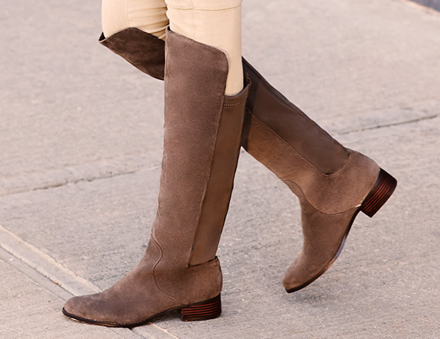 Boots: Over-the-Knee & More at MYHABIT