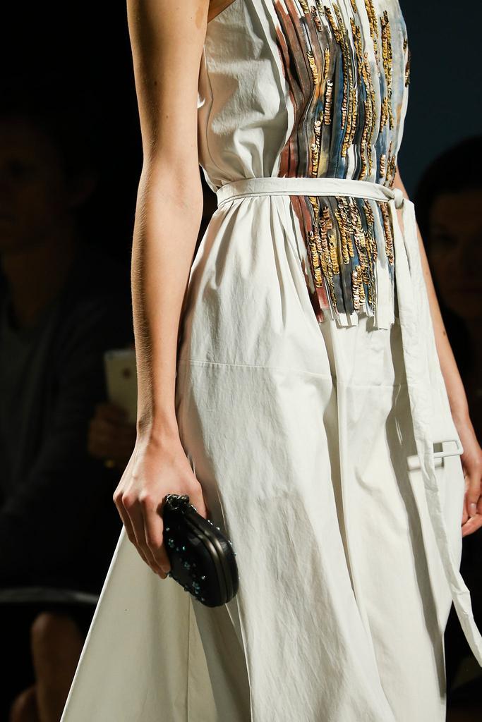 Bottega Veneta Knot-Clasp Jeweled Clutch Bag