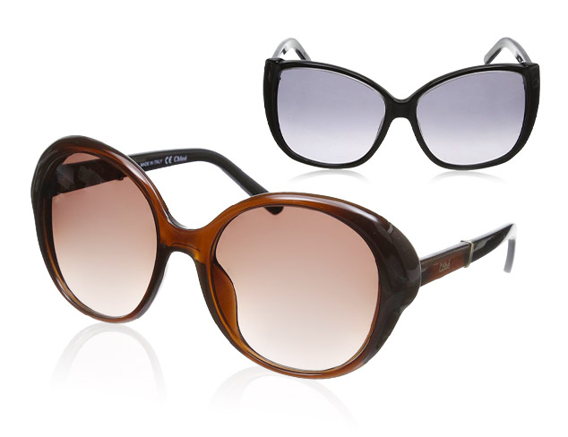 Designer Sunglasses: Fendi, Chloé & More at MYHABIT
