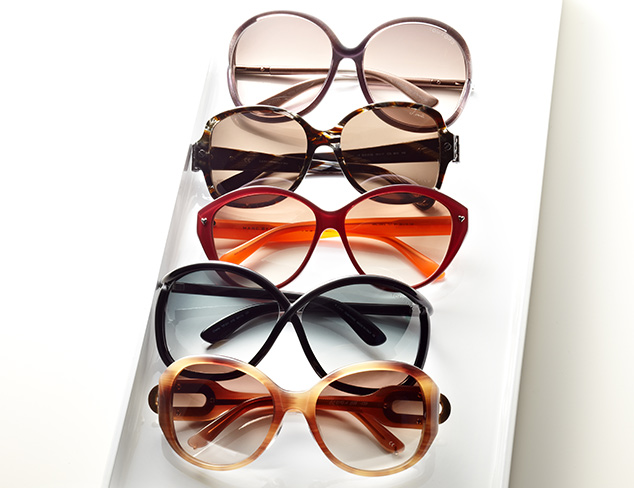 Designer Sunglasses: Oversize Styles at MYHABIT