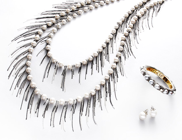 Diamonds & Pearls: Fine Jewelry at MYHABIT