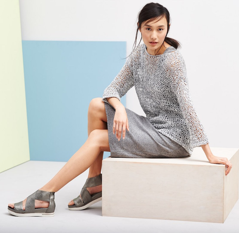 5cd5eacafb41a Take It Easy  Special Collections Eileen Fisher Resort 2015 Lookbook ...