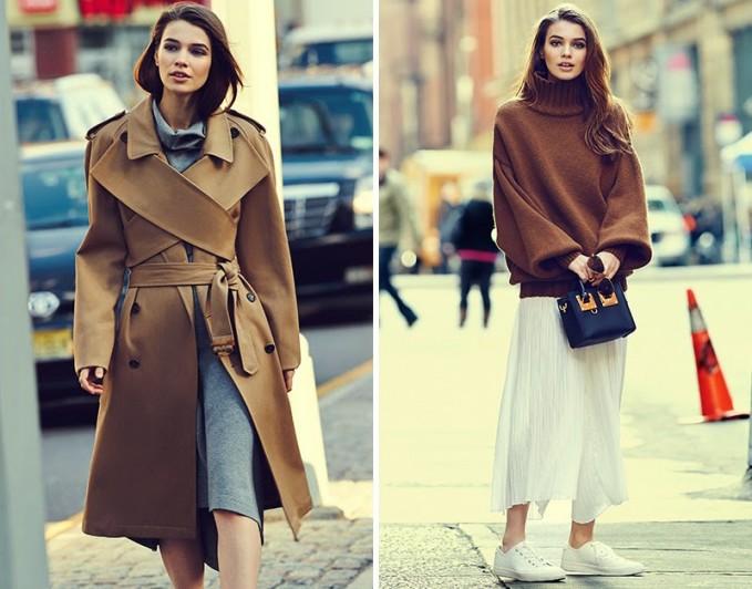 Fashion Trend // Resort 2015 Camel Lookbook