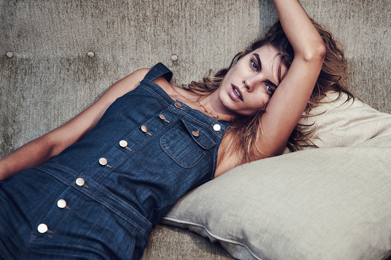 Feel Blue Maryna Linchuk for The EDIT_6