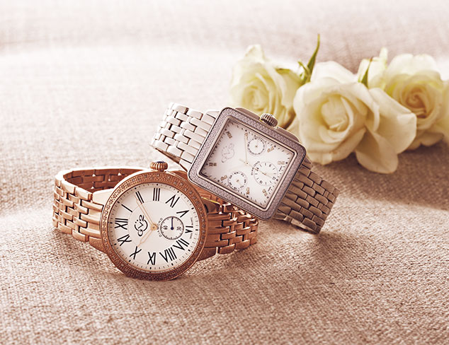Gifts for Her: Diamond Watches at MYHABIT