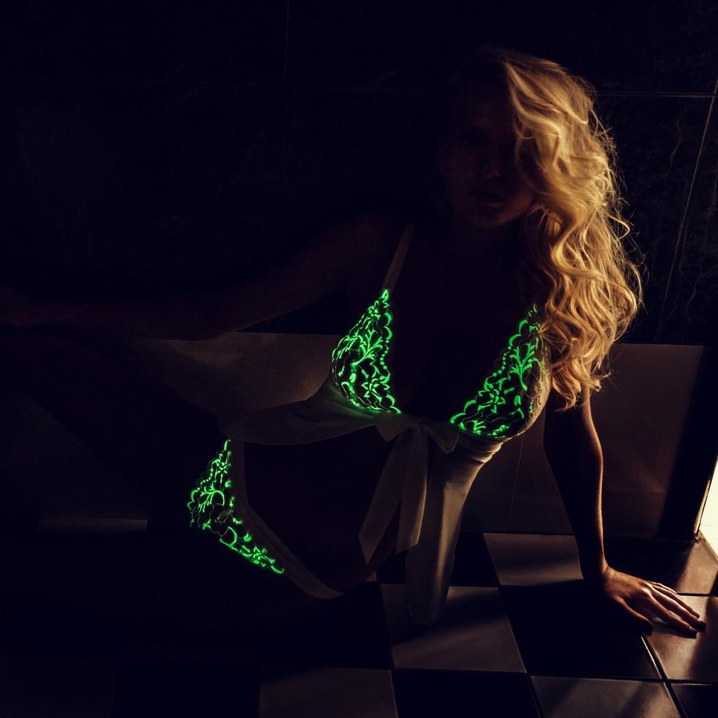 LuminoGlow Glowing Baby Doll