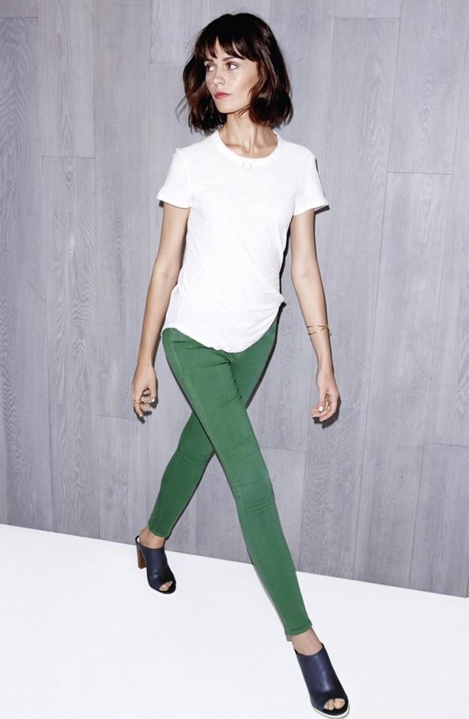 Hudson Jeans Nico Skinny Stretch Jeans