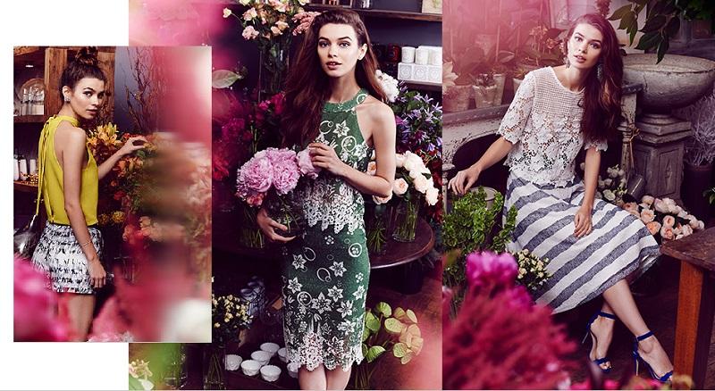 J.O.A Spring 2015 Lookbook by Shopbop_2