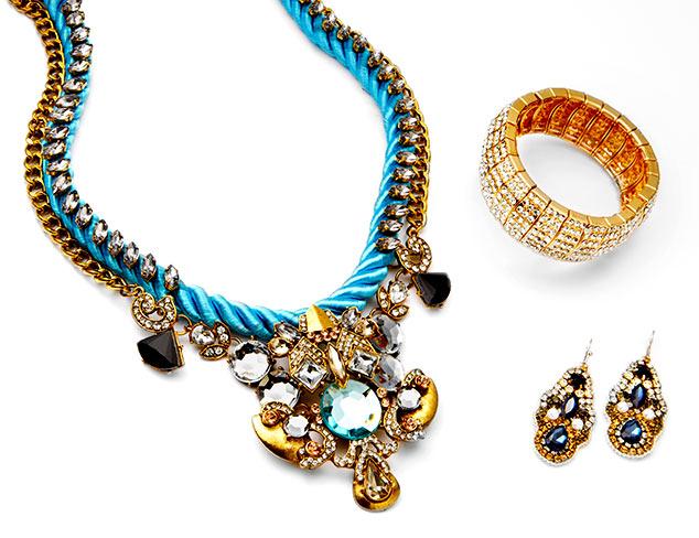 Leslie Danzis Jewelry at MYHABIT