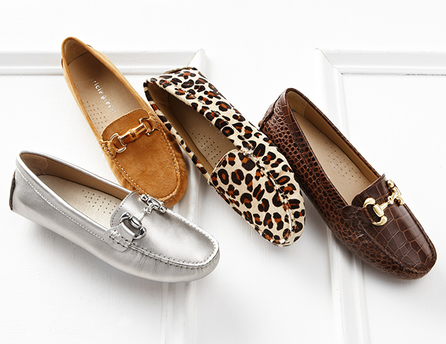 Loafers & Smoking Flats at MYHABIT