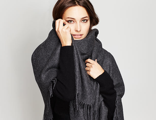 New Arrivals: Alicia Adams Alpaca at MYHABIT