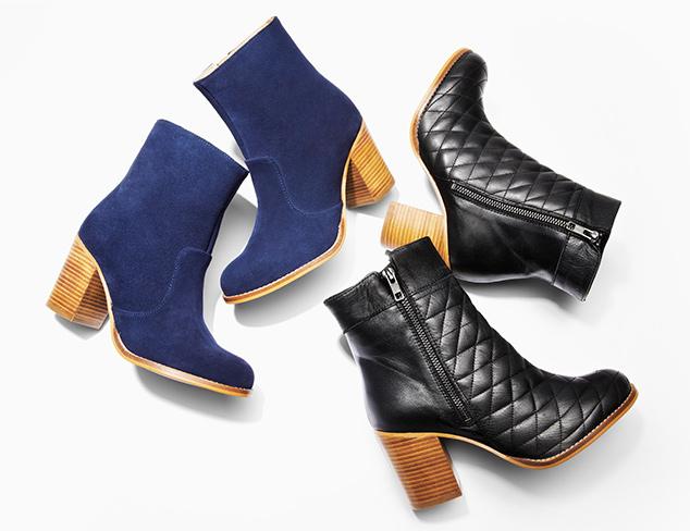 New Arrivals: Boots, Pumps & More at MYHABIT