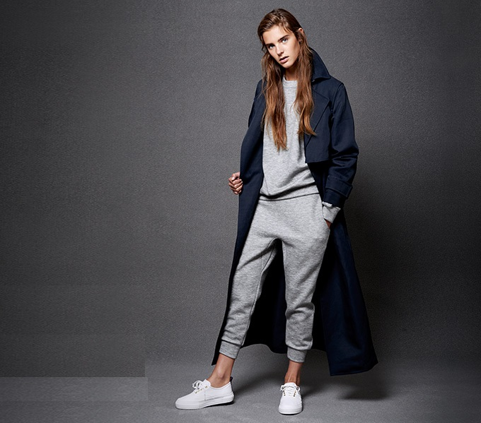 RAEY Slim-fit cashmere-blend track pant