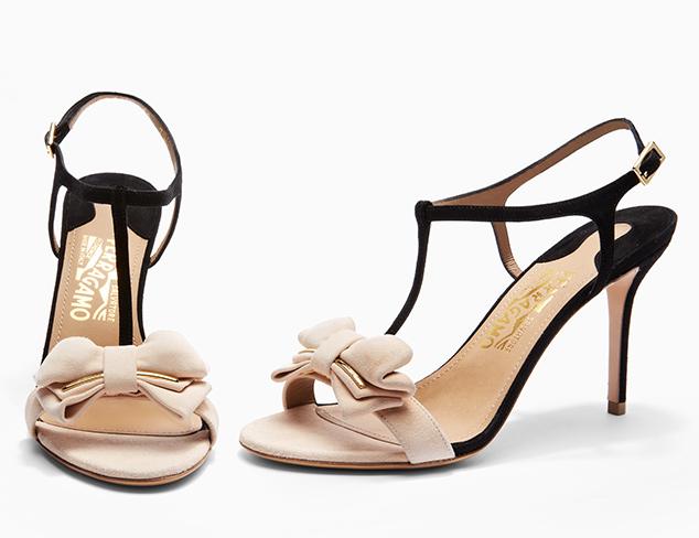 Salvatore Ferragamo Shoes & Accessories at MYHABIT