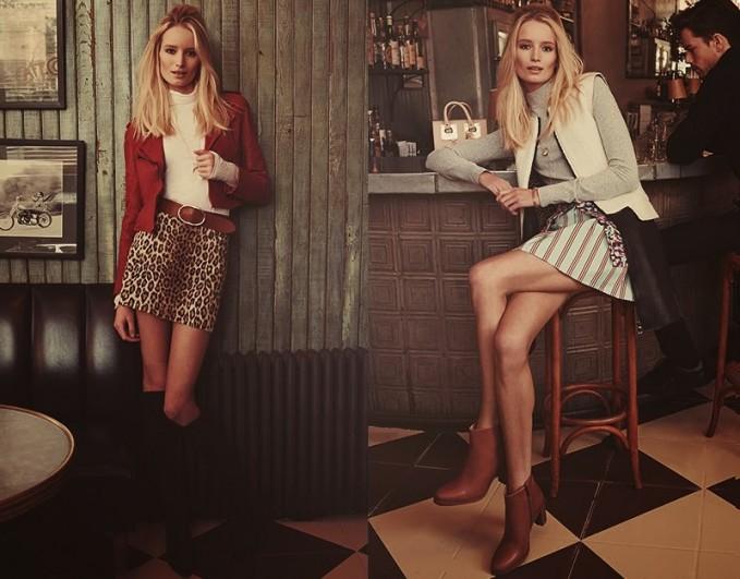 Sixties Fashion Trend Spring 2015 Lookbook Shopbop