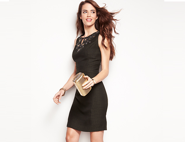 Sleek & Svelte: Sheath Dresses at MYHABIT