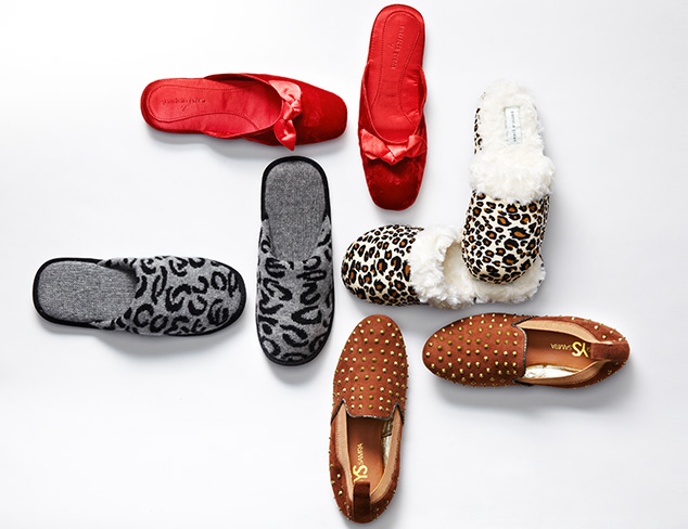 Toasty Toes: Slippers at MYHABIT