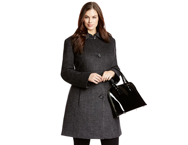 Up to 70% Off: Plus Size Winter Coats at MYHABIT
