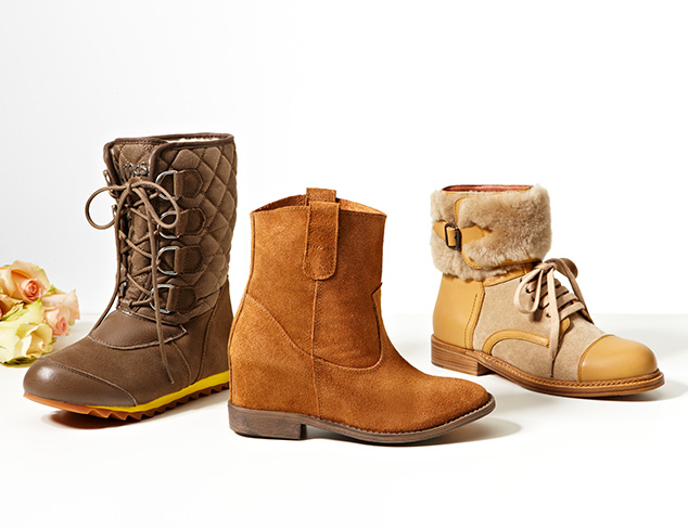 Up to 75% Off: Boots, Booties & More at MYHABIT