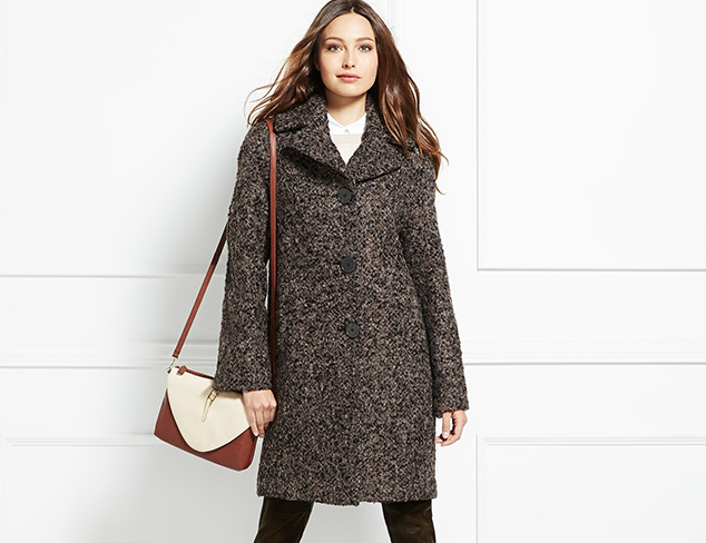 Up to 80% Off: Wool Coats at MYHABIT