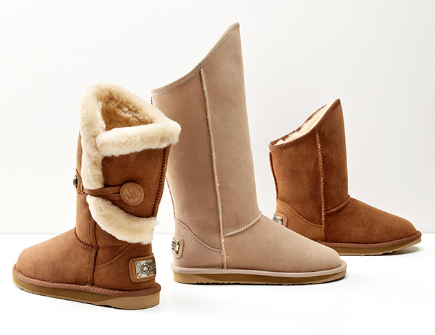 Warm & Cozy: Boots & Slippers at MYHABIT